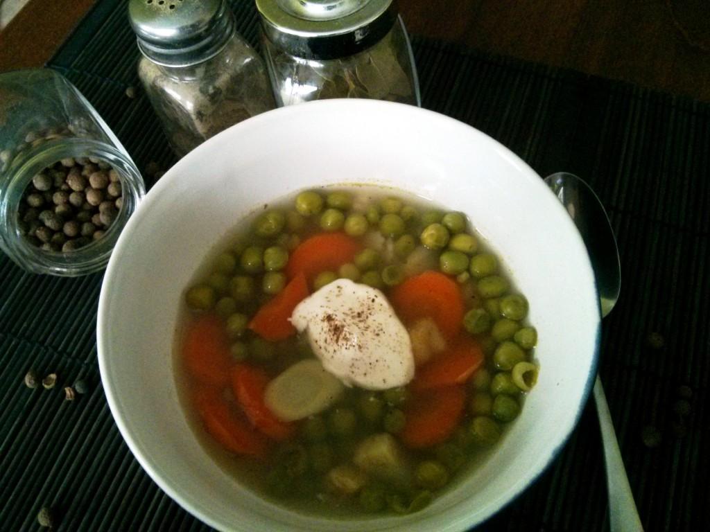 Zupa groszkowa2