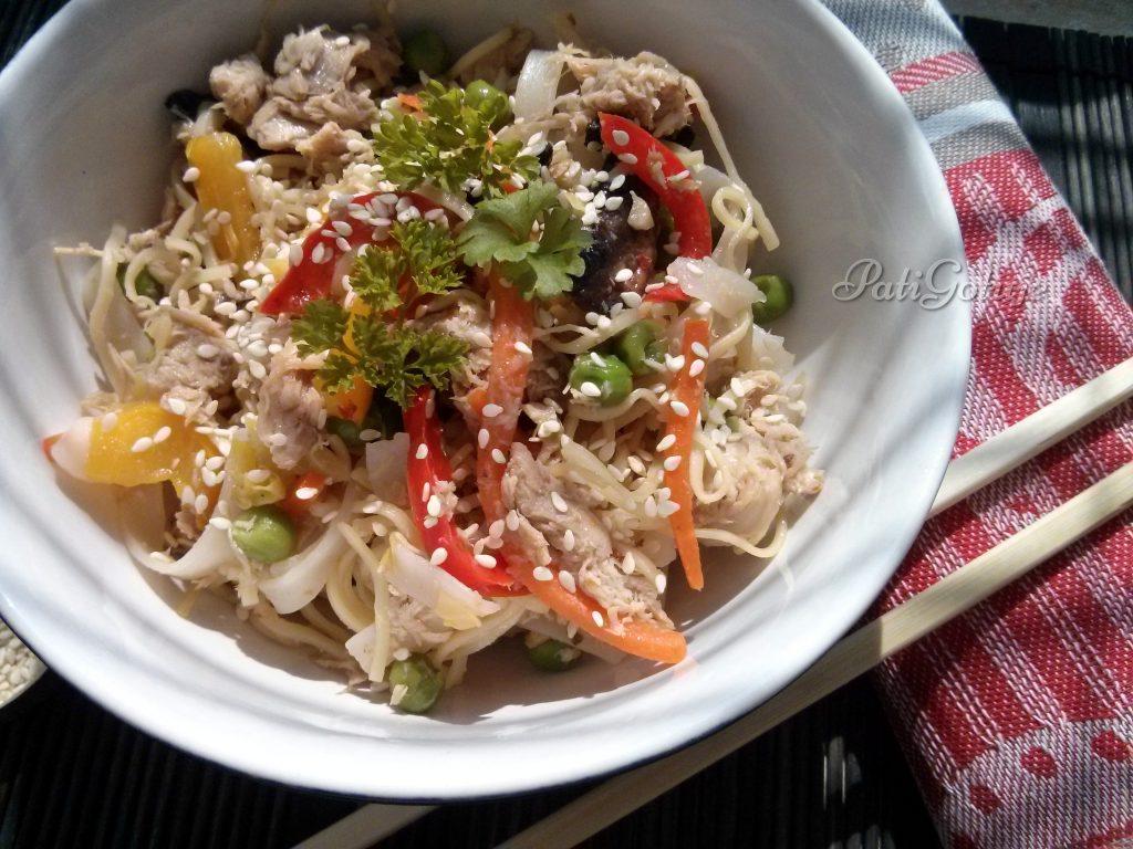 makaron chiński 2