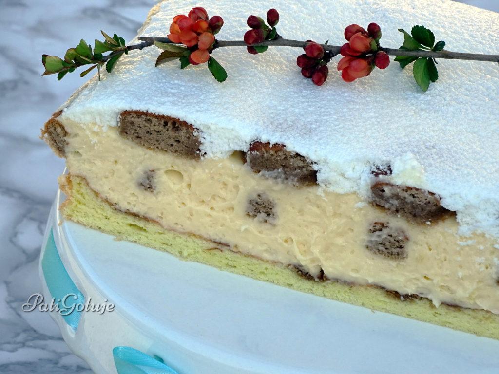 Ciasto ajerkoniakowa